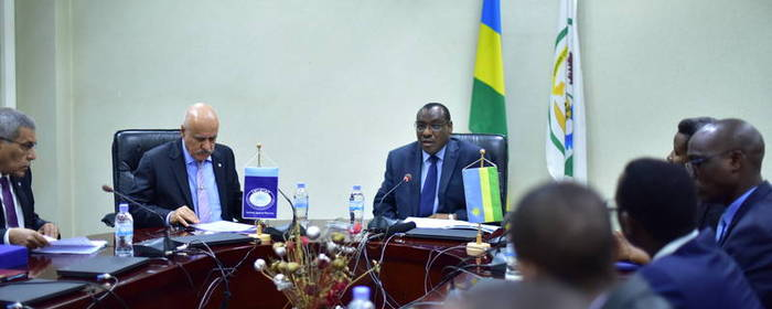 Government of Rwanda and OFID sign US$ 20 million for water and sanitation