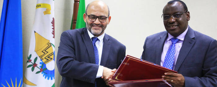 Government of Rwanda and World Bank sign US$ 68 Million to Improve Connectivity to Agricultural Markets Centers