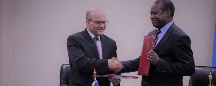 Government of Rwanda – World Bank Sign Agreement to Support the Transformation of the Agriculture Sector
